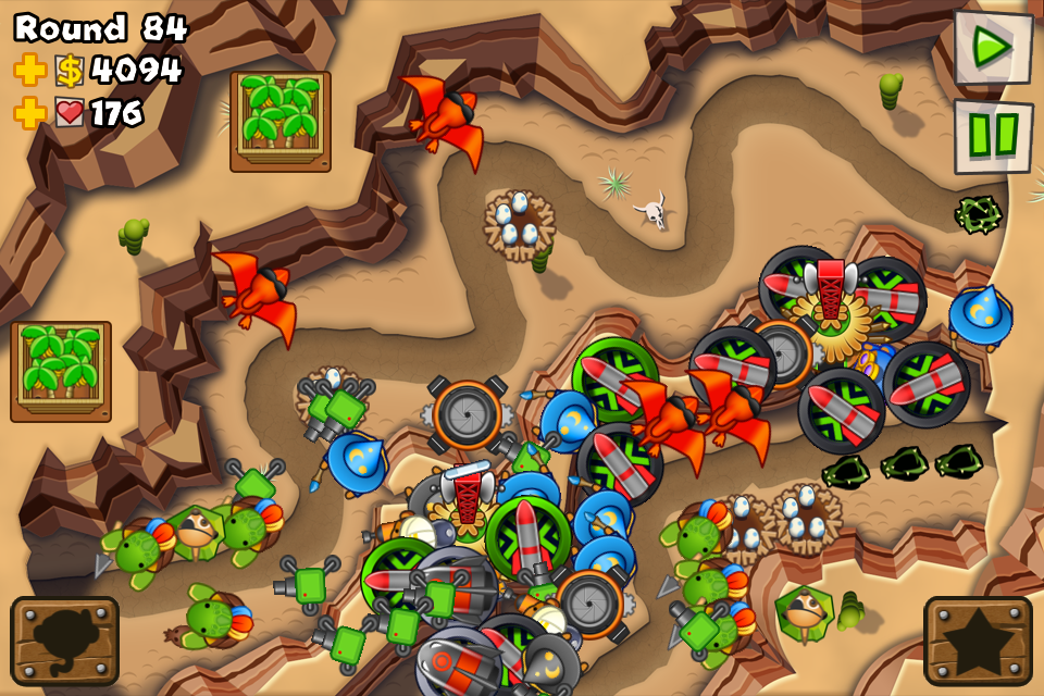 Bloon Tower Defense 5 – Death Valley Hard SOLVED – MaxGamR