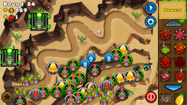 Bloon Tower Defense 5 – Death Valley Impoppable Mode NOT POSSIBLE